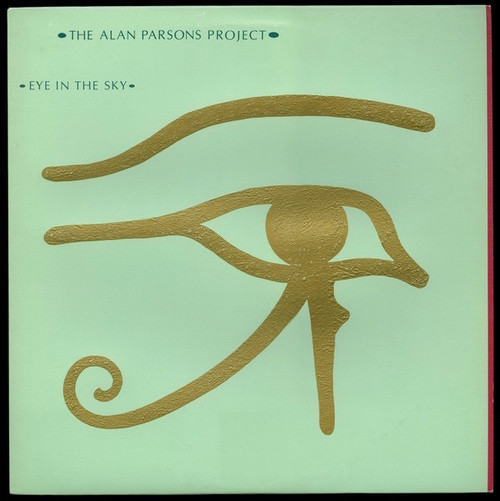 The Alan Parsons Project - Eye In The Sky (1982 Embossed Cover NM)