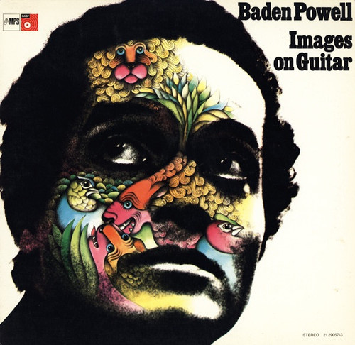 Baden Powell - Images On Guitar