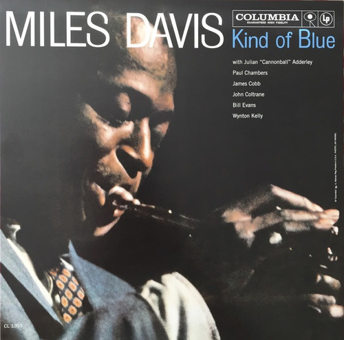 Miles Davis - Kind Of Blue (180g Mono Audiophile)