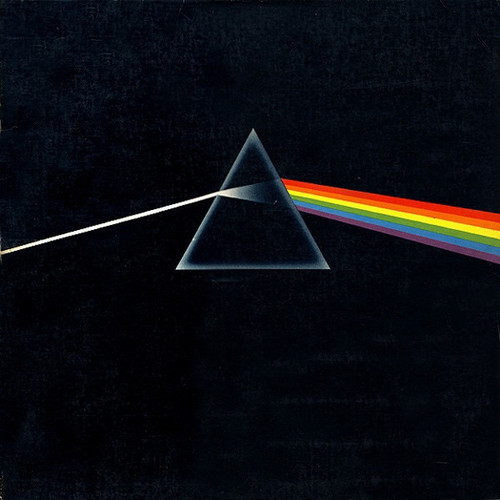 Pink Floyd Dark Side of the Moon (1st Pressing Complete - Mastered by Wally)