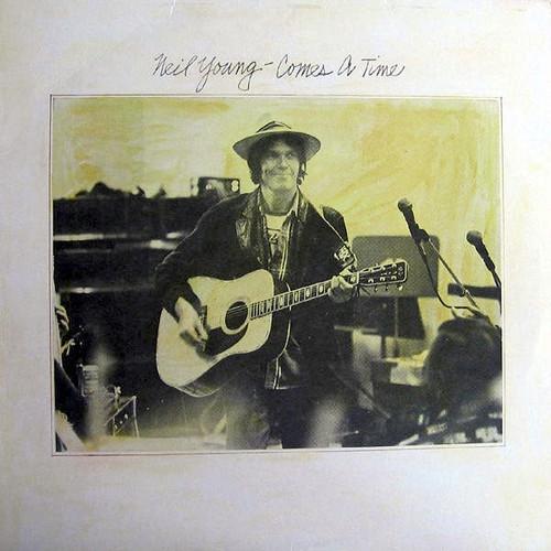 Neil Young - Comes A Time (Original pressing nm)