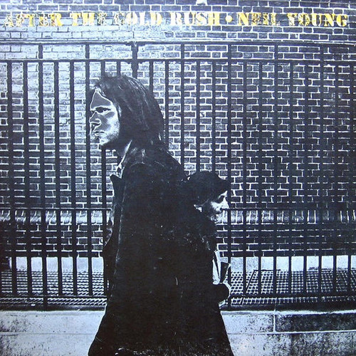 Neil Young - After The Gold Rush (clean gatefold - vinyl is NM)