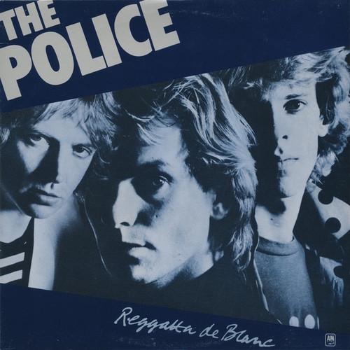 The Police - Reggatta De Blanc (NM/NM)