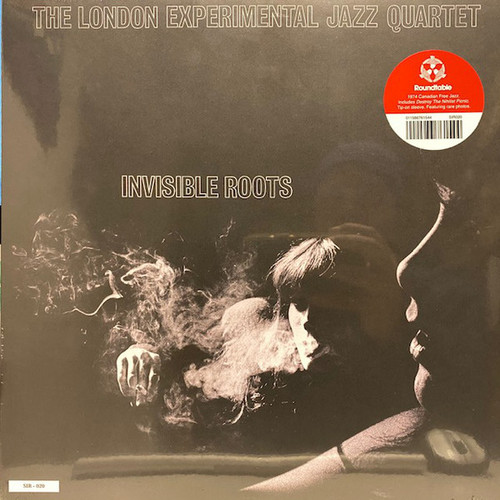 The London Experimental Jazz Quartet - Invisible Roots