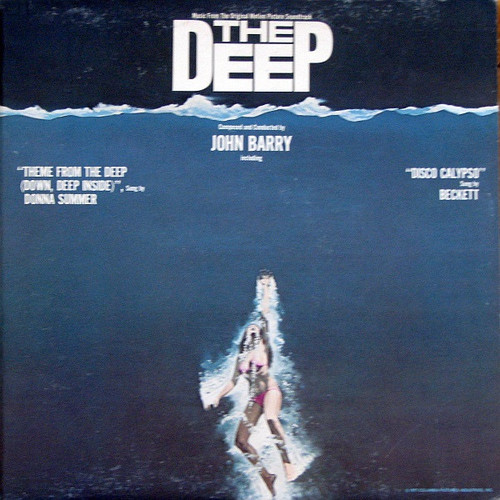 John Barry - The Deep (Music From The Original Motion Picture Soundtrack) sealed!