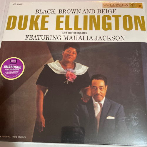 Duke Ellington And His Orchestra - Black, Brown And Beige (Pure Pleasure Analogue)