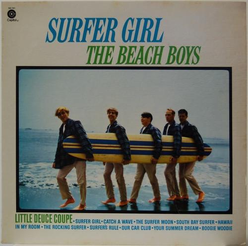 The Beach Boys - Surfer Girl (1977 Pressing Sealed)