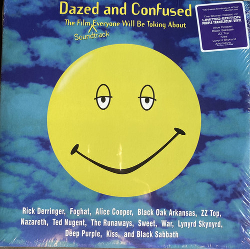 Various Artists - Dazed And Confused (Music from the Motion Picture)