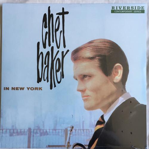 Chet Baker - In New York