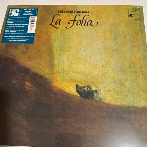 Gregorio Paniagua - La Folia De La Spagna (Speakers Corner)
