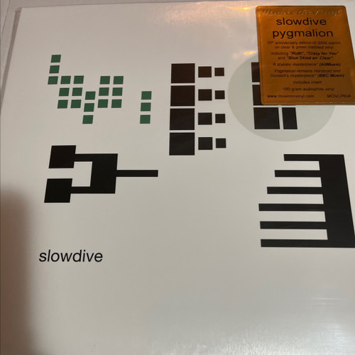 Slowdive - Pygmalion (Limited Edition Numbered + Coloured Vinyl)