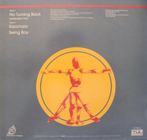 Design - No Turning Back