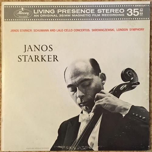 Janos Starker - Janos Starker: Schumann And Lalo Cello Concertos