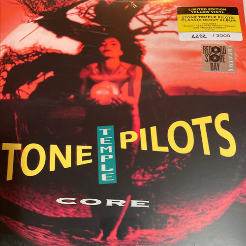 Stone Temple Pilots Core (Limited Edition numbered)