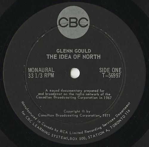 Glenn Gould - The Idea Of North - Sound Documentary