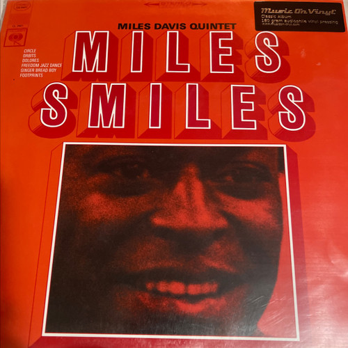 The Miles Davis Quintet -  Miles Smiles