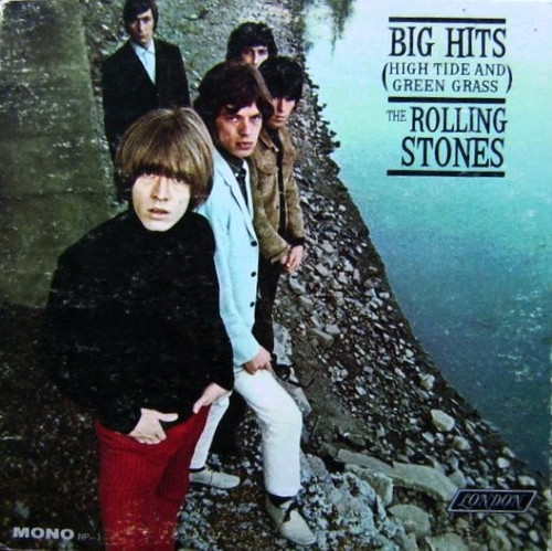 The Rolling Stones - Big Hits (High Tide And Green Grass