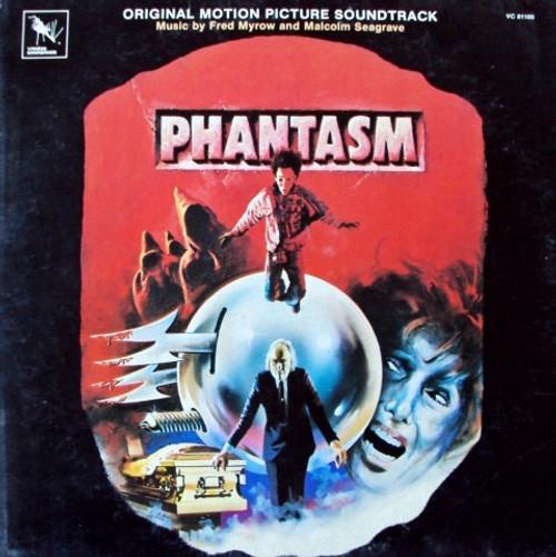 Fred Myrow - Phantasm (Original Motion Picture Soundtrack)