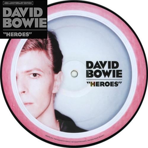 """David Bowie - """"Heroes"""" (Used)"""