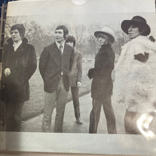 Rolling Stones Picture Sleeve EP - Have You Seen Your Mother Baby - Bootleg