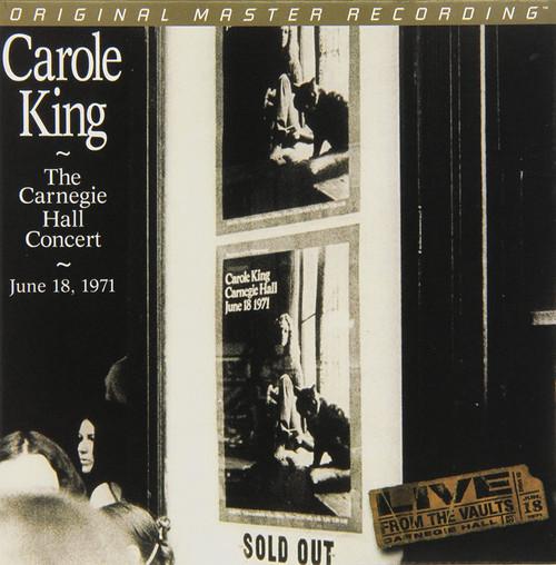 Carole King - The Carnegie Hall Concert (MoFi)