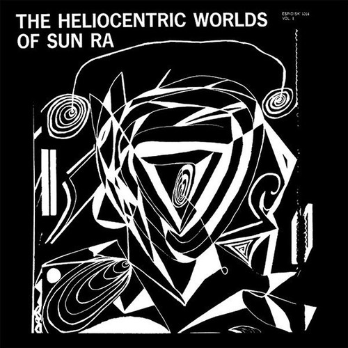 Sun Ra - The Heliocentric Worlds Of Sun Ra Limited Edition numbered on Green vinyl