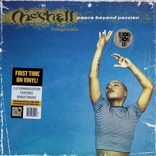 Me'Shell NdegéOcello - Peace Beyond Passion