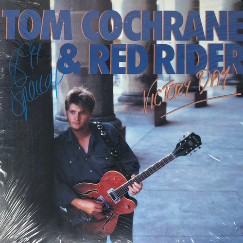 Tom Cochrane & Red Rider - Victory Day (In Open Shrink)