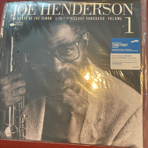 Joe Henderson - The State Of The Tenor (Live At The Village Vanguard Volume 1) (Tone Poet)