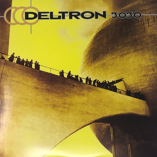Deltron 3030 - Deltron 3030 (Pink and Red Vinyl Reissues)