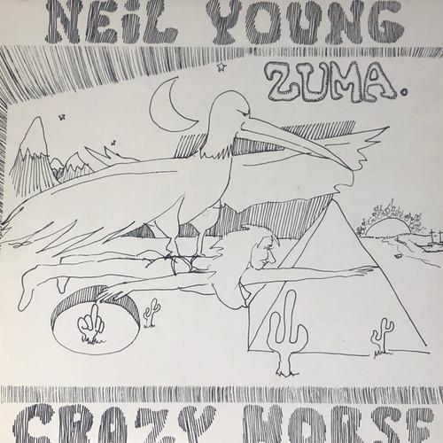 Neil Young & Crazy Horse - Zuma (VG+)