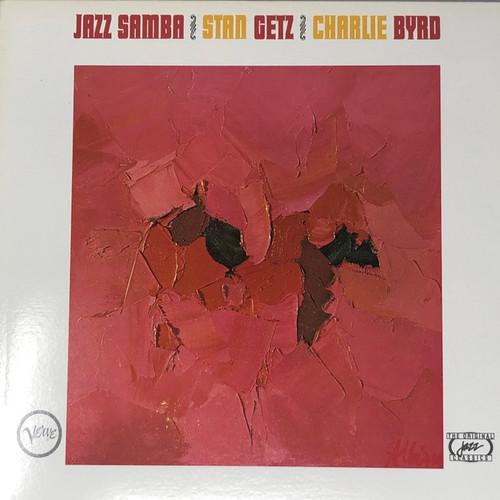 Stan Getz / Charlie Byrd - Jazz Samba (80's Jazz Classics Reissue)