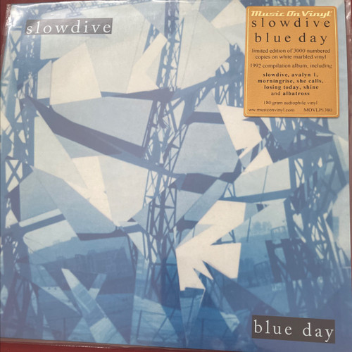 Slowdive - Blue Day (MOV  limited edition)