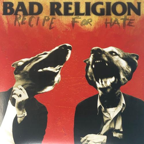 Bad Religion - Recipe For Hate (2009 Reissue)