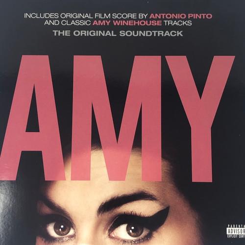 Amy Winehouse - Amy: The Original Soundtrack (2016 2LP)