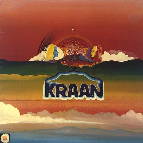 Kraan - S/T (1977 German Pressing)