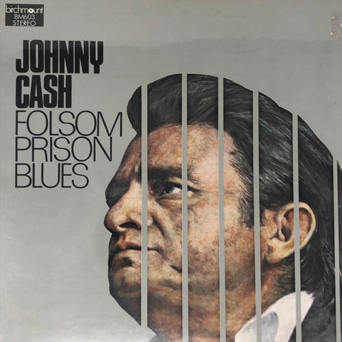 Johnny Cash - Folsom Prison Blues (SEALED)