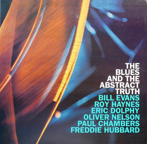 Oliver Nelson - The Blues And The Abstract Truth (1995 US Reissue VG)