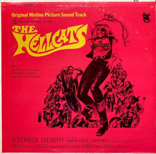 Various - The Hellcats (Original Motion Picture Sound Track)
