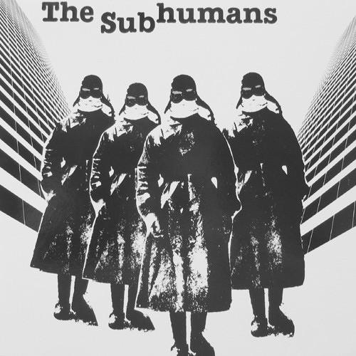 The Subhumans - The Subhumans (NM/NM)
