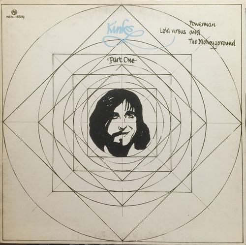 The Kinks - Lola Versus Powerman And The Moneygoround, Part One ( 1st Pressing)