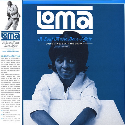 Various - Loma: A Soul Music Love Affair Volume Two: Get In The Groove 1965-1968