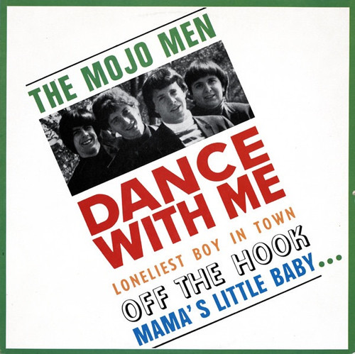 The Mojo Men - Dance With Me