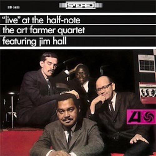 "Art Farmer Quartet - ""Live"" At The Half-Note"