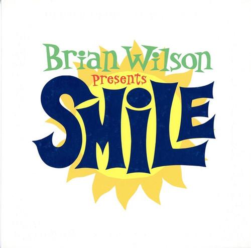 Brian Wilson - Brian Wilson Presents SMiLE (1st US Pressing 2004 VG+)