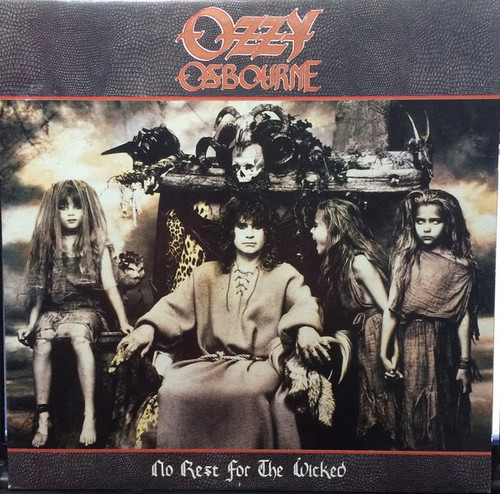 Ozzy Osbourne - No Rest For The Wicked (1988 NM/NM)