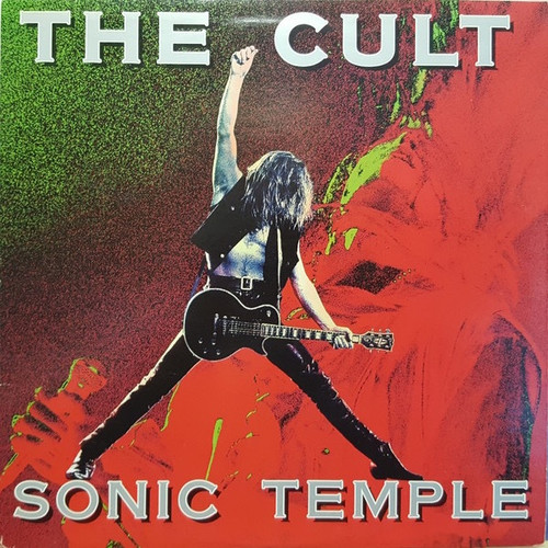 The Cult - Sonic Temple (1989 NM/VG+)