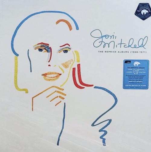 Joni Mitchell - The Reprise Albums: 1968-1971 (4LP Boxset)
