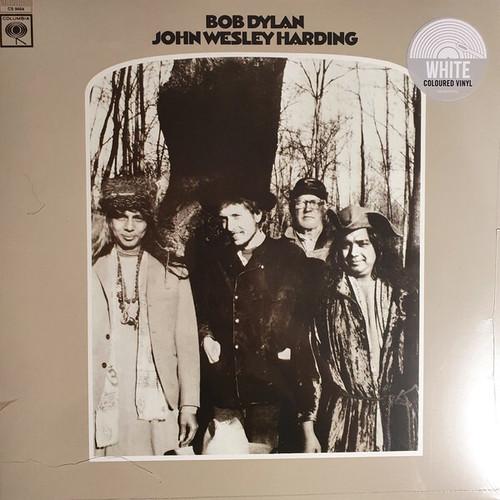 Bob Dylan - John Wesley Harding (2021 Limited Edition White Wax)