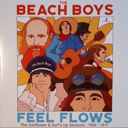 The Beach Boys - Feel Flows: The Sunflower & Surf's Up Sessions 1969 - 1971 (2LP)